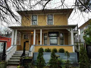 Main Photo: 632-636 HAWKS AVENUE in Vancouver: Strathcona House for sale (Vancouver East)  : MLS®# R2507562