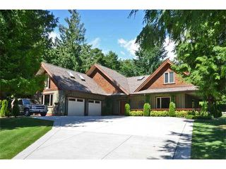 "Photo 1: 1470 VERNON Drive in Gibsons: Gibsons & Area House for sale in ""Bonniebrook"" (Sunshine Coast)  : MLS®# V902047"