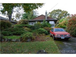 Photo 1: 2528 Forbes Street in VICTORIA: Vi Oaklands Single Family Detached for sale (Victoria)  : MLS®# 300854