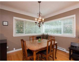 Photo 5: 3306 Trutch Street in Vancouver: Arbutus House for sale (Vancouver West)  : MLS®# V952696