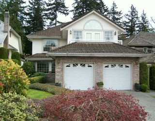 Photo 1: 2276 SORRENTO DR in Coquitlam: Cape Horn House for sale : MLS®# V587396