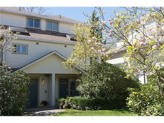 Photo 1: 25 4319 Sophia Street in Vancouver: Main Townhouse for sale (Vancouver East)  : MLS®# V1004878