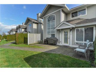 Photo 1: # 50 1370 RIVERWOOD GT in Port Coquitlam: Riverwood Condo for sale : MLS®# V1000426