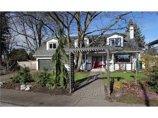 Photo 1: 5585 46TH AV in Ladner: Delta Manor House for sale