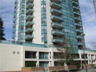Main Photo: 801 1148 HEFFLEY Crescent in Coquitlam: North Coquitlam Condo for sale : MLS®# V1029901