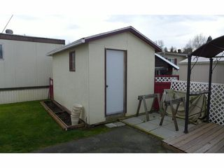 "Photo 10: 112 3300 HORN Street in Abbotsford: Central Abbotsford Manufactured Home for sale in ""Georgia Park"" : MLS®# F1401893"