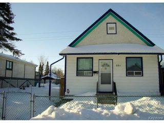 Photo 20: 880 REDWOOD Avenue in WINNIPEG: North End Residential for sale (North West Winnipeg)  : MLS®# 1402237