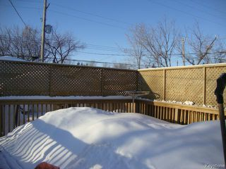 Photo 17: 880 REDWOOD Avenue in WINNIPEG: North End Residential for sale (North West Winnipeg)  : MLS®# 1402237