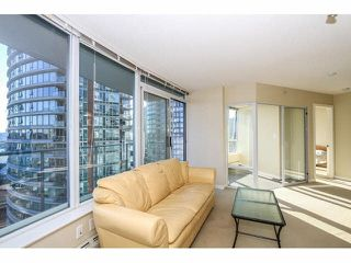 "Photo 9: 2102 58 KEEFER Place in Vancouver: Downtown VW Condo for sale in ""FIRENZE"" (Vancouver West)  : MLS®# V1085431"