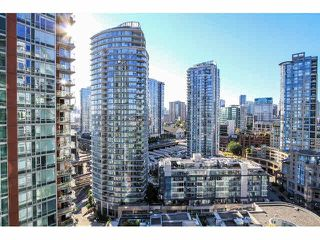 "Photo 20: 2102 58 KEEFER Place in Vancouver: Downtown VW Condo for sale in ""FIRENZE"" (Vancouver West)  : MLS®# V1085431"