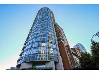"Photo 1: 2102 58 KEEFER Place in Vancouver: Downtown VW Condo for sale in ""FIRENZE"" (Vancouver West)  : MLS®# V1085431"