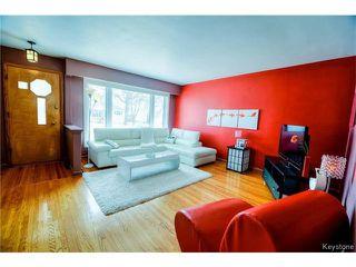 Photo 3: 484 Greene Avenue in WINNIPEG: East Kildonan Residential for sale (North East Winnipeg)  : MLS®# 1507674