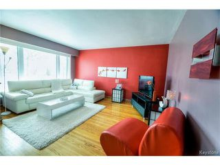 Photo 2: 484 Greene Avenue in WINNIPEG: East Kildonan Residential for sale (North East Winnipeg)  : MLS®# 1507674