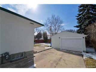 Photo 17: 484 Greene Avenue in WINNIPEG: East Kildonan Residential for sale (North East Winnipeg)  : MLS®# 1507674