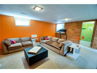 Photo 10: 484 Greene Avenue in WINNIPEG: East Kildonan Residential for sale (North East Winnipeg)  : MLS®# 1507674