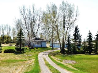 Main Photo: 96211 280 Avenue E: Rural Foothills M.D. House for sale : MLS®# C4010849