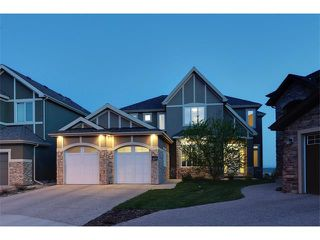 Main Photo: 327 ASPEN GLEN Place SW in Calgary: Aspen Woods House for sale : MLS®# C4013203