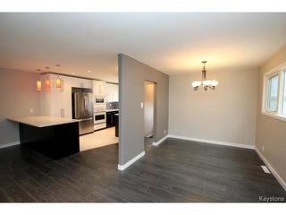 Photo 8: 73 Columbus Crescent in WINNIPEG: Westwood / Crestview Residential for sale (West Winnipeg)  : MLS®# 1514132