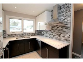 Photo 4: 73 Columbus Crescent in WINNIPEG: Westwood / Crestview Residential for sale (West Winnipeg)  : MLS®# 1514132