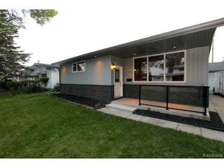 Photo 1: 73 Columbus Crescent in WINNIPEG: Westwood / Crestview Residential for sale (West Winnipeg)  : MLS®# 1514132