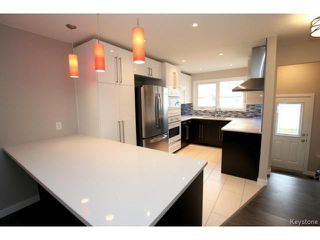Photo 2: 73 Columbus Crescent in WINNIPEG: Westwood / Crestview Residential for sale (West Winnipeg)  : MLS®# 1514132