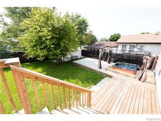 Photo 3: 30 BELL Bay in SELKIRK: City of Selkirk Residential for sale (Winnipeg area)  : MLS®# 1523827