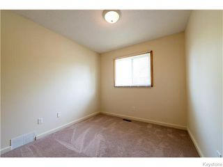 Photo 11: 30 BELL Bay in SELKIRK: City of Selkirk Residential for sale (Winnipeg area)  : MLS®# 1523827
