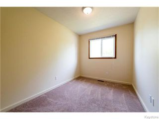 Photo 10: 30 BELL Bay in SELKIRK: City of Selkirk Residential for sale (Winnipeg area)  : MLS®# 1523827