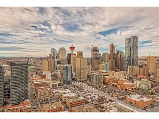 Photo 6: 3509 1122 3 Street SE in Calgary: Beltline Condo for sale : MLS®# C4047753