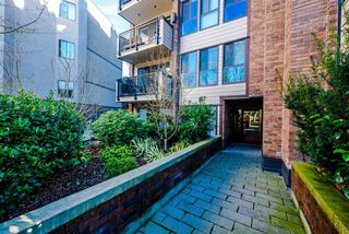 Photo 2: 206 1157 NELSON Street in Vancouver: West End VW Condo for sale (Vancouver West)  : MLS®# R2033043