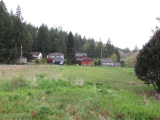 Photo 1: 7356 MARBLE HILL Road in Chilliwack: Eastern Hillsides Land for sale : MLS®# R2057080