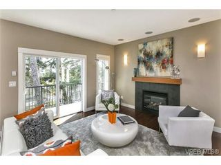Photo 4: 3 2319 Chilco Road in VICTORIA: VR Six Mile Townhouse for sale (View Royal)  : MLS®# 363465