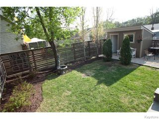 Photo 18: 37 Lawndale Avenue in Winnipeg: St Boniface Residential for sale (South East Winnipeg)  : MLS®# 1611854