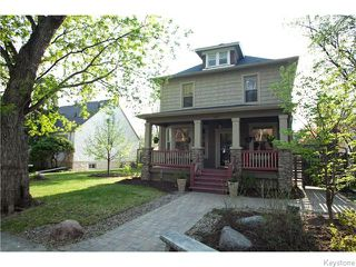 Photo 1: 37 Lawndale Avenue in Winnipeg: St Boniface Residential for sale (South East Winnipeg)  : MLS®# 1611854