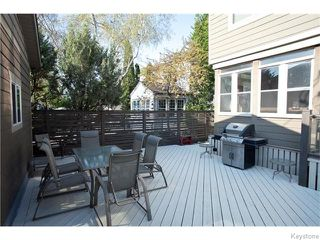 Photo 17: 37 Lawndale Avenue in Winnipeg: St Boniface Residential for sale (South East Winnipeg)  : MLS®# 1611854