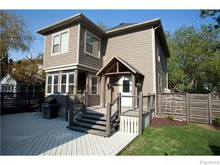Photo 16: 37 Lawndale Avenue in Winnipeg: St Boniface Residential for sale (South East Winnipeg)  : MLS®# 1611854