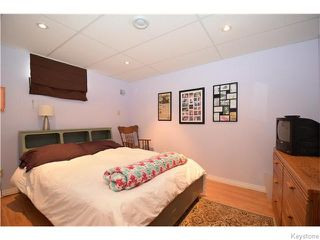 Photo 12: 121 Baltimore Road in Winnipeg: Riverview Residential for sale (1A)  : MLS®# 1621797