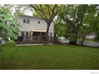 Photo 18: 121 Baltimore Road in Winnipeg: Riverview Residential for sale (1A)  : MLS®# 1621797