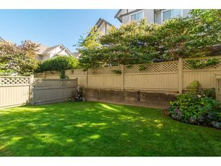 "Photo 19: 22 18181 68TH Avenue in Surrey: Cloverdale BC Townhouse for sale in ""MAGNOLIA"" (Cloverdale)  : MLS®# R2111179"