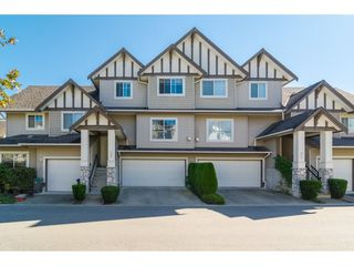 "Photo 1: 22 18181 68TH Avenue in Surrey: Cloverdale BC Townhouse for sale in ""MAGNOLIA"" (Cloverdale)  : MLS®# R2111179"