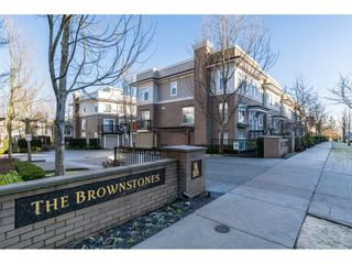 "Photo 1: 2 15833 26 Avenue in Surrey: Grandview Surrey Townhouse for sale in ""THE BROWNSTONES"" (South Surrey White Rock)  : MLS®# R2134321"