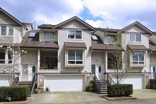 "Main Photo: 20 23233 KANAKA Way in Maple Ridge: Cottonwood MR Townhouse for sale in ""RIVER WOODS"" : MLS®# R2160589"