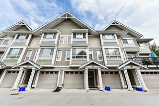 "Photo 1: 7 20159 68 Avenue in Langley: Willoughby Heights Townhouse for sale in ""Vantage"" : MLS®# R2187732"