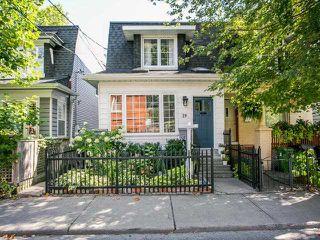 Photo 1: 29 Colgate Avenue in Toronto: South Riverdale House (2-Storey) for sale (Toronto E01)  : MLS®# E3922518