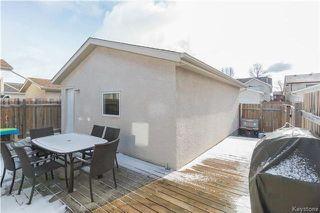 Photo 20: 52 Zawaly Bay in Winnipeg: Canterbury Park Residential for sale (3M)  : MLS®# 1728365