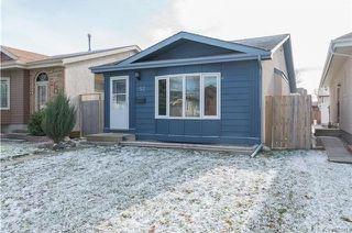 Photo 1: 52 Zawaly Bay in Winnipeg: Canterbury Park Residential for sale (3M)  : MLS®# 1728365
