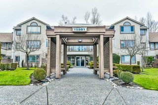 "Photo 1: 201 15991 THRIFT Avenue: White Rock Condo for sale in ""THE ARCADIAN"" (South Surrey White Rock)  : MLS®# R2229852"