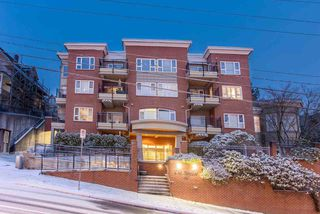 Photo 1: 306 221 ELEVENTH Street in New Westminster: Uptown NW Condo for sale : MLS®# R2241038