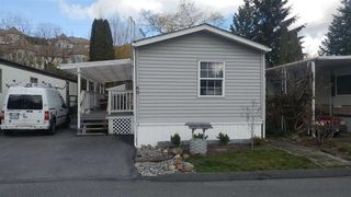 """Photo 2: 60 3300 HORN Street in Abbotsford: Central Abbotsford Manufactured Home for sale in """"Georgian Park"""" : MLS®# R2253611"""