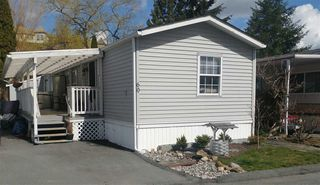 """Photo 1: 60 3300 HORN Street in Abbotsford: Central Abbotsford Manufactured Home for sale in """"Georgian Park"""" : MLS®# R2253611"""